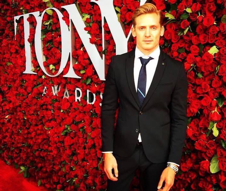 Matrix Model, Fiji Water, Tony Awards