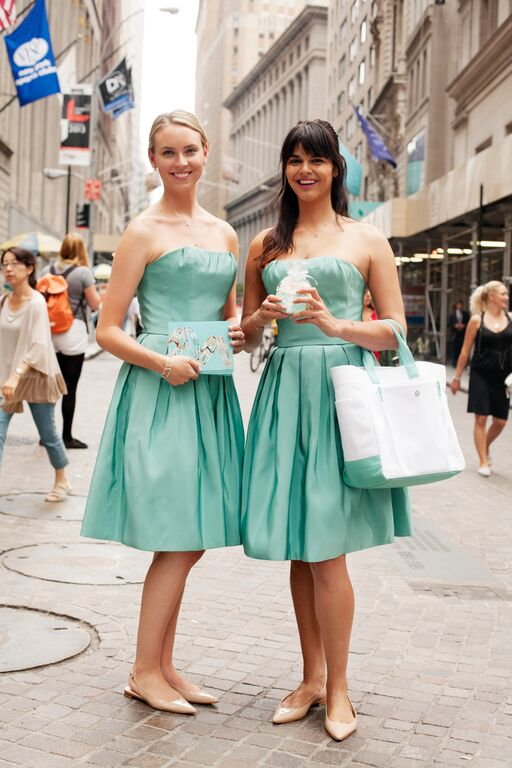 Tiffany and Co Models