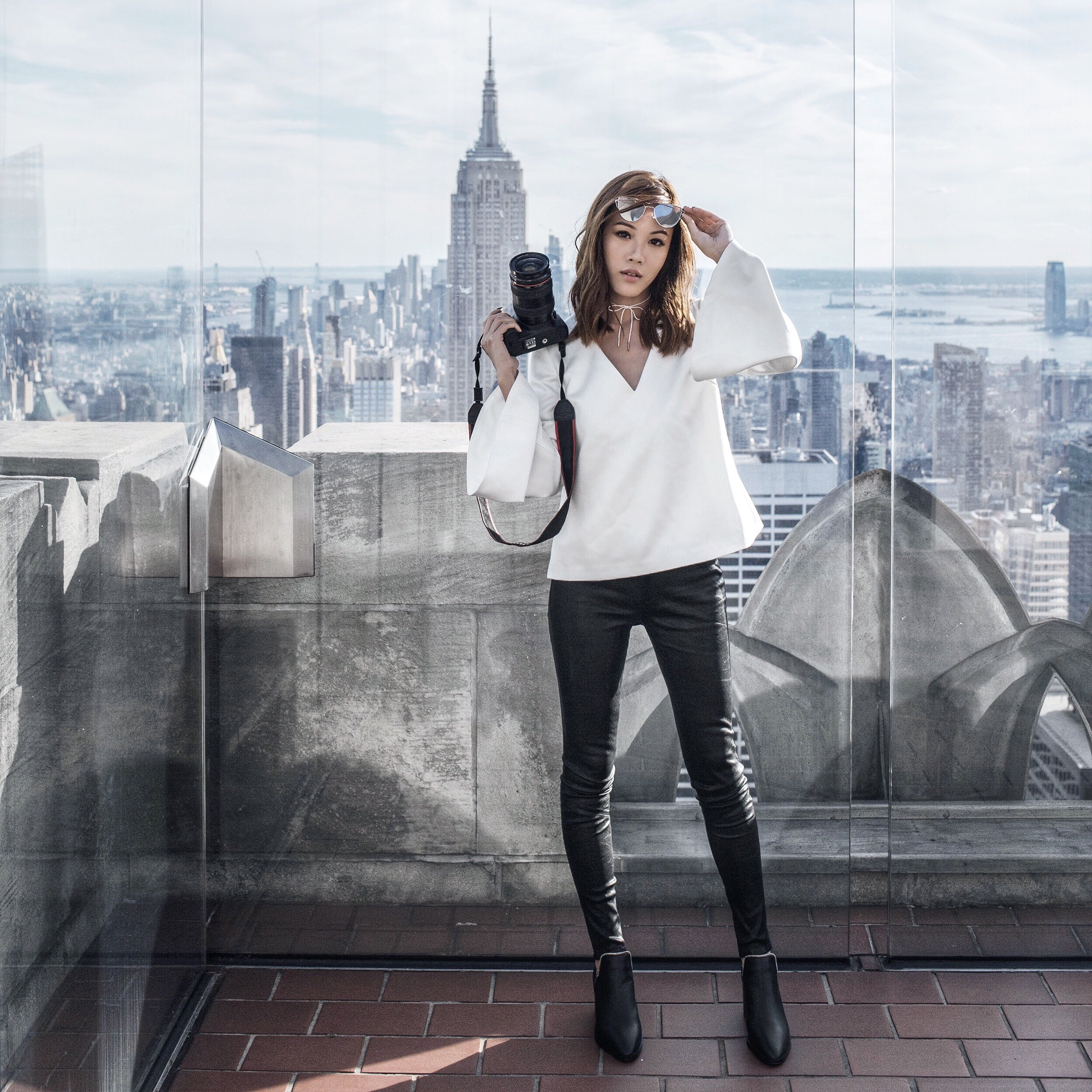 Tsangtastic for Matrix Model Staffing, Influencer marketing, Tsangtastic
